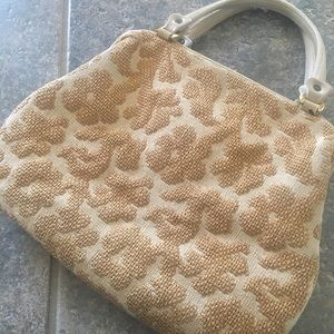 Handbags - Vintage  Embroidered Purse 👜